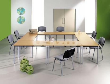 VOIR LES ANNONCES de table de réunion d'occasion à Vendre sur Ocazoo.fr | MATERIEL DE BUREAU | Scoop.it