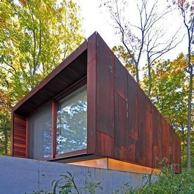 Studio for a Composer by Johnsen Schmaling Architects | M-Shafeek | Scoop.it