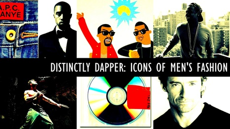 Distinctly Dapper: Icons Of Men's Fashion | Mens style icons | Scoop.it