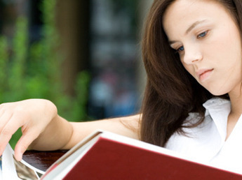 Skilled readers rely on brain's VISUAL dictionary to recognize words   Amazing Science   Scoop.it