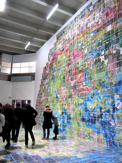 Jerry Gretzinger : Jerry`s Map   Art Installations, Sculpture, Contemporary Art   Scoop.it