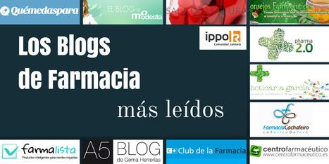 Los blogs de farmacia más leídos | IPPOK | Farmacia Social Media | Scoop.it