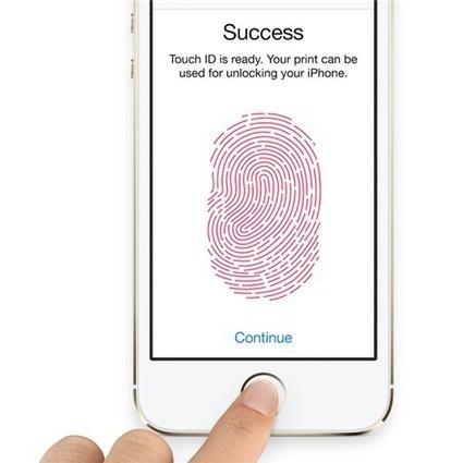 iPhone 5s : Ajouter ou supprimer une empreinte Touch ID | Nouvelles technologies | Scoop.it