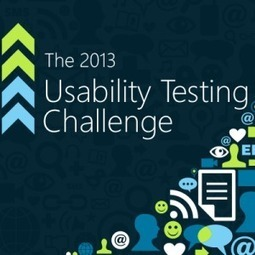 Increase Your Conversion Rate With the 2013 Usability Testing Challenge | UserTesting.com | Online testing | Scoop.it