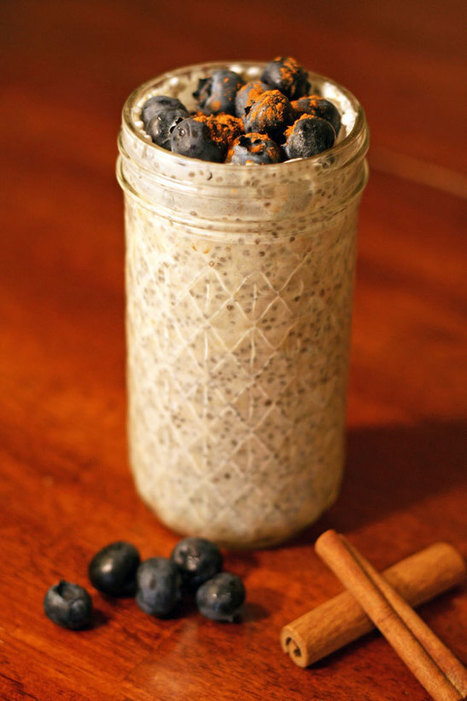 How to make overnight oats | Natural Recipes | Scoop.it