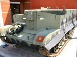 Universal Carrier T-16 – Walk Around | History Around the Net | Scoop.it