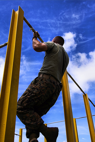 How to Rapidly Increase Your Pullup Numbers in 3 Months or Less | Man Grooming | Scoop.it