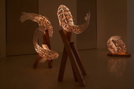 Wildly Imaginative Fish Lamps by Frank Gehry | MUSÉO, ARTS ET SPECTACLES | Scoop.it