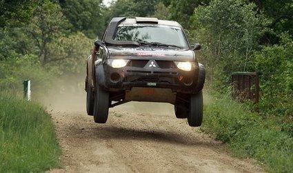 Na rajdzie Baja Poland 2014 (wideo) - SportoweFakty.pl | Polski Off-road | Scoop.it