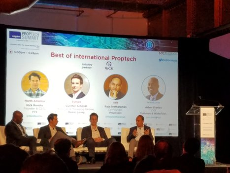 New York : MetaProp NYC Announces Conclusion of Biggest & Best Ever New York City Real Estate Tech Week | MIPIM UK Press Mentions | Scoop.it