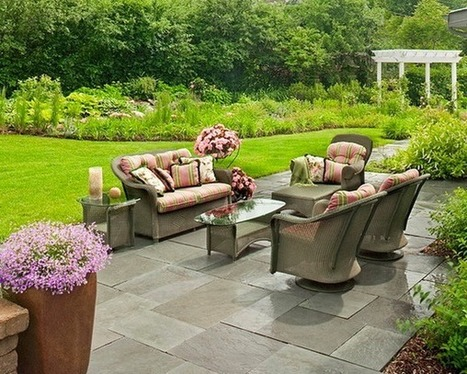 Upgrade Your Curb Appeal with Stamped Concrete | Harley's bucket | Scoop.it
