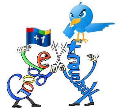 Google + va t-il devenir plus intéressant que Facebook et Twitter ? | digital | Scoop.it
