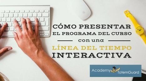 Cómo presentar el programa de un curso con una línea del tiempo interactiva | Enseñar Geografía e Historia en Secundaria | Scoop.it