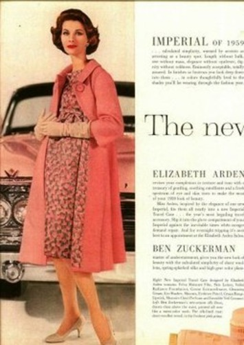 Think Pink: Collecting Vintage Marketing Materials Which Pander To Women | Collectors' Blog | Herstory | Scoop.it