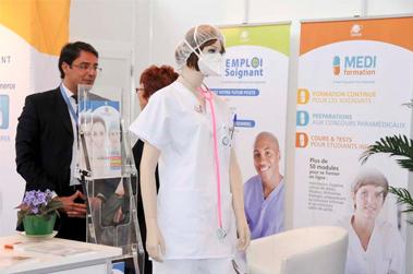 Du 22 au 25 mai 2012 izeos leader du secteur soignant - Salon sante autonomie ...