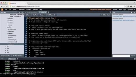 Nitrous.IO - Develop in the Cloud | Node.js | Scoop.it