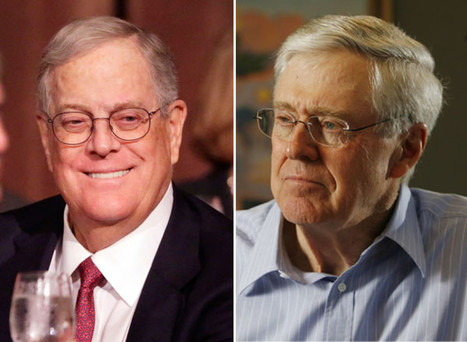 One Line From The Koch Brothers' Letter Tells You All You Need To Know About ... - Huffington Post | The Muslim Brotherhood and the Tea Party | Scoop.it