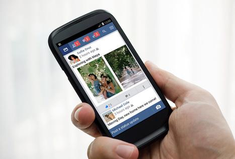 Installer Facebook Lite l'appli Facebook poids plume | Freewares | Scoop.it