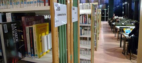 Livre numérique: quelle bibliothèque pour demain? | Ebooks dans les espaces publiques | Scoop.it