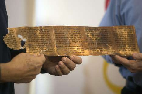 One of earliest known copies of Ten Commandments sees the light of day | enjoy yourself | Scoop.it
