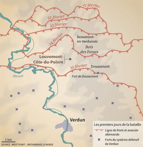 Verdun, il y a cent ans : «C'était une boucherie inouïe» - Le Monde | Ressources pédagogiques sur le Centenaire de la Première Guerre Mondiale | Scoop.it