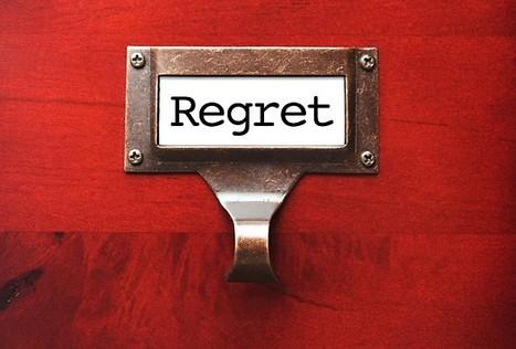 5 Top Regrets of People Leaving a Job | It's All Social | Scoop.it