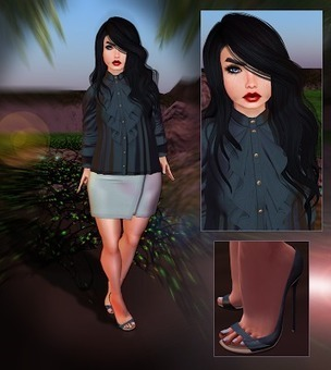 [S]iLeNt [W]oRLd : [125] LoneLY Walk .. | sL fashion | Scoop.it
