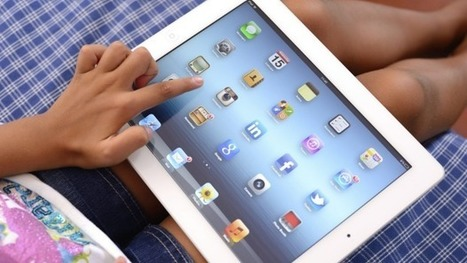 Back to school: how to back up your kid's iPad | Curtin iPad User Group | Scoop.it