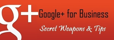 Tips for your Google+ Business Page | Social Media Ideas for the Small Business | Scoop.it