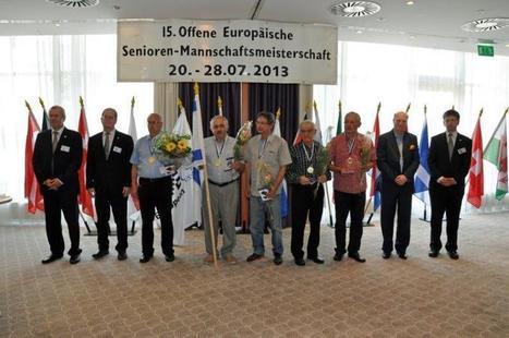 Israel gewinnt souverän die 15. Europäische Senioren Mannschaftsmeisterschaft   SCHACH – TICKER   Chess Around The World   Scoop.it