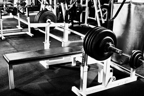 17 Ways to Improve Your Bench Press - YourWorkoutBook.com | Swimming | Scoop.it