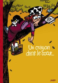 Un Crayon Dans Le Coeur – Laurel | LesLecturesDeLiyah.com - Blog de Litterature Jeunesse et Culture. Partagez vos critiques litteraires | Littérature jeunesse Carnot | Scoop.it