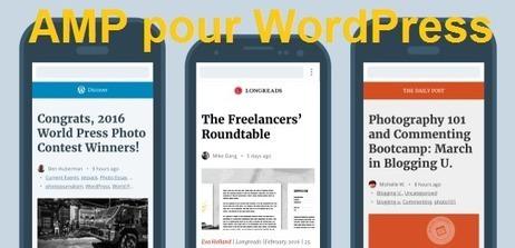 Google AMP : Les utilisateurs de WordPress by Automattic n'ont pas besoin de plugin | rédaction web et référencement | Scoop.it