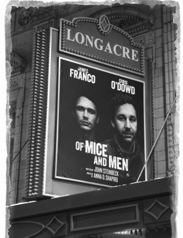 Up on the Marquee: OF MICE AND MEN - Broadway World | Of Mice and Men | Scoop.it