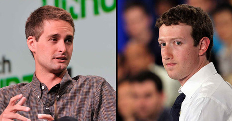 Report: Snapchat Turns Down $3 Billion Offer From Facebook | Digital & Internet Strategy | Scoop.it