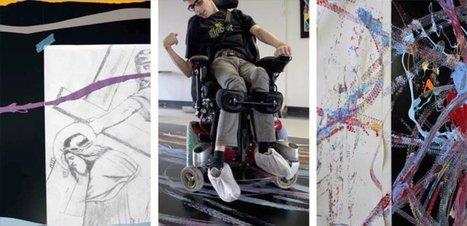 Un chemin de croix réalisé par des personnes handicapées - France 3 Nord Pas-de-Calais   Humanicité   Scoop.it