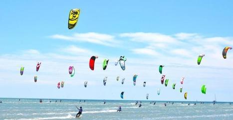 Championnats de France de kitesurf 2013 : Troisième étape à ... - meltyXtrem   Kitesurf   Scoop.it