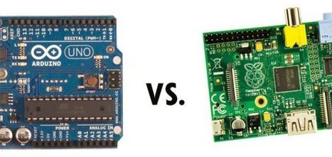 Raspberry Pi or Arduino? One Simple Rule to Choose the Right Board | Make: | Differentiation Strategies | Scoop.it