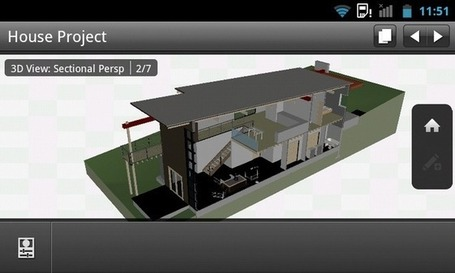 Autodesk Design Review For Android: View & Annotate 2D, 3D DWF Models | formation 2.0 | Scoop.it