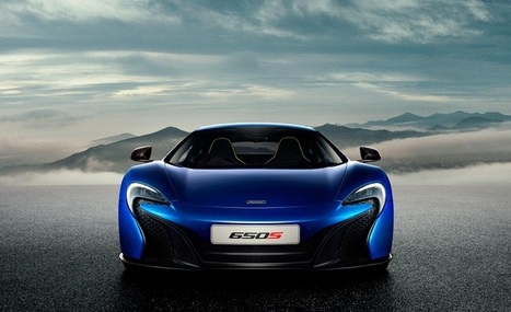 2015 McLaren 650S Review of Engine, Price and Design | CarsPiece | Scoop.it