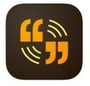 Adobe Voice: A Powerful Storytelling App | Ipad pedagogy for 21st Century skills | Scoop.it