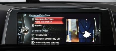Voitures connectées : Salon de l'Auto Genève 2014 - | Technologie | Scoop.it