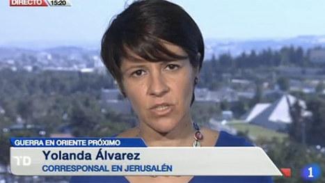 Israël met les journalistes espagnols sous pression | Actu médias | Scoop.it