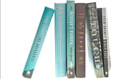 6 fresh voices in Canadian fiction   LibraryLinks LiensBiblio   Scoop.it