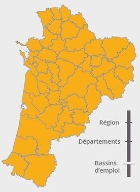 Le marché du travail sur la Métropole de Bordeaux | Observatoire de Pôle emploi Nouvelle-Aquitaine | Emploi formation | Scoop.it