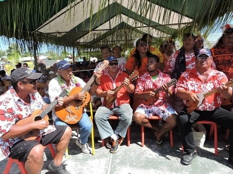 'Ukulele : allons-nous battre le record du monde? | Tahiti Infos | Kiosque du monde : Océanie | Scoop.it
