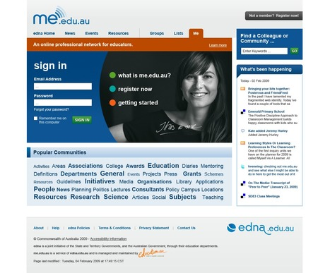 Edna's demise a sign of the times - The Australian | Professional learning | Scoop.it