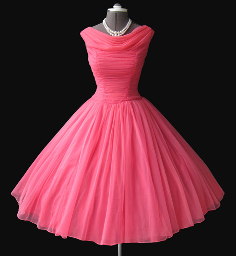 AdaLou {the Blog}: vintage 1950's dresses | 1950s | Scoop.it