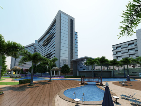 Book Airwil Intellicity Commercial Space in Noida Extension | Airwil Intellicity | Scoop.it