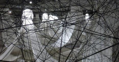 A voir ! Exposition « Labyrinth of Memory » Chiharu Shiota à Lyon jusqu'au 31 juillet 2012 | Scoop Photography | Scoop.it